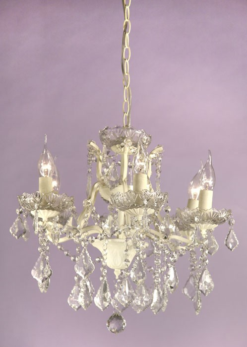 Marie Therese Chandelier 45cm by 50cm 6 light 5kg